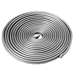 Aluminum Armature Wire - 20-ft. Coil - 1/8 in. dia.