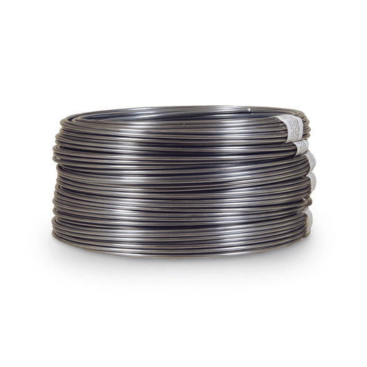 Aluminum Armature Wire - 50-ft. Coil - 1/8 in. dia.