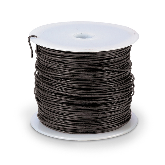 Dark Annealed Stovepipe Wire Spools 5-lb. - 16 Gauge