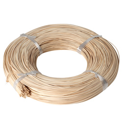 Round Basketry Reed 1 lb. Pkg