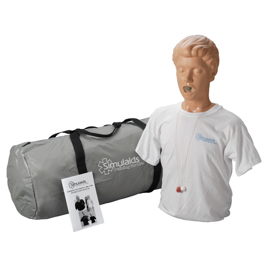 <strong>Simulaids®</strong> Choking Manikin - Adult