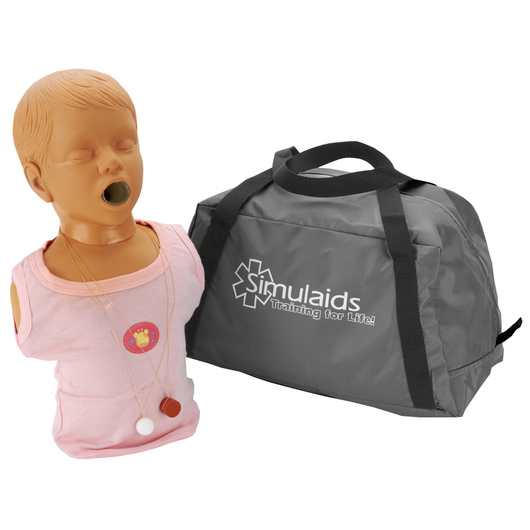 <strong>Simulaids®</strong> Choking Manikin - Child