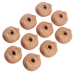 <strong>Simulaids®</strong> Kyle 3 Year Old CPR Manikin Mouth/Nosepieces