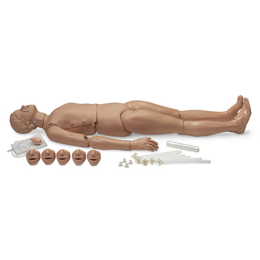 <strong>Simulaids®</strong> Full-Body CPR Manikin - Light