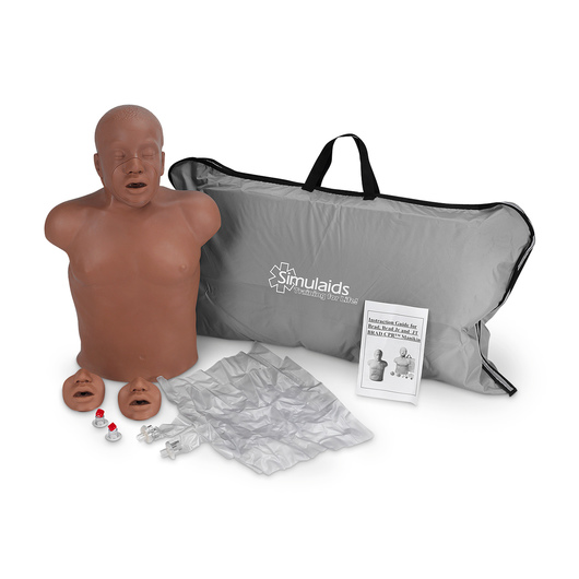 Simulaids® Paul™ Compact CPR Training Manikin