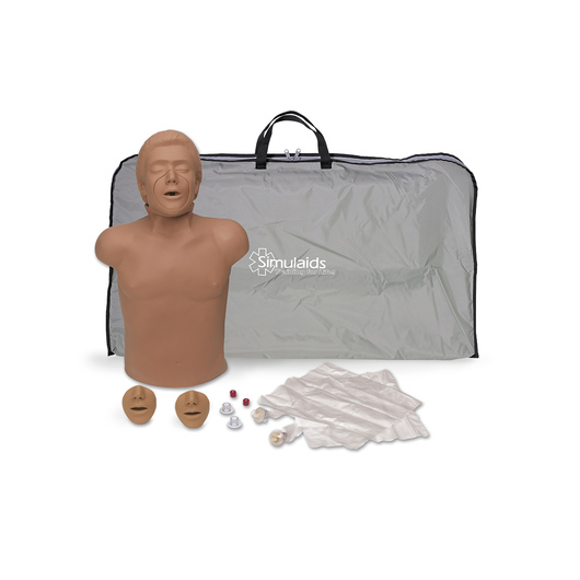 <strong>Simulaids®</strong> Multi-Cultural CPR Training Manikin