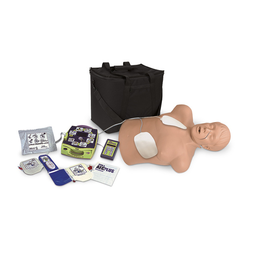 Zoll AED Trainer Package with Simulaids® CPR Brad™ Manikin