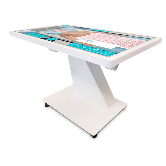 Body Interact™ Multitouch Horizontal Table Only