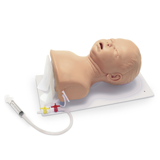 <strong>Simulaids®</strong> Advanced Infant Intubation Head with Board