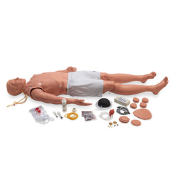 Simulaids STAT Manikin with New Deluxe Airway Management Head