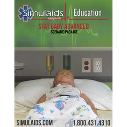 <strong>Simulaids®</strong> STAT Baby Advanced Pediatric Scenario Package