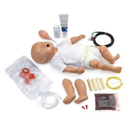 ALS Infant Transport Simulation System
