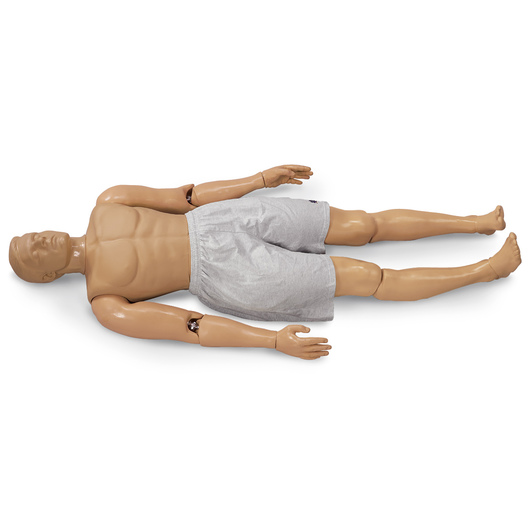 Simulaids® Large Hard Body Rescue Randy - 235-lb.
