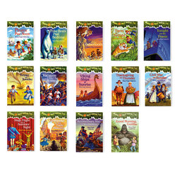 Magic Tree House Series