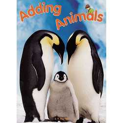 Beginning Math Big Book, Adding Animals