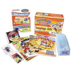 NewPath Learning English Language Arts Curriculum Mastery Games: Grade 3