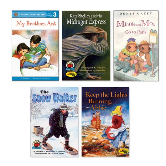 Transitional Book Read-Alongs Set
