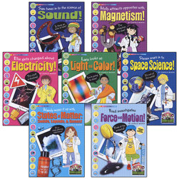 Science Alliance Physical Science Book Set