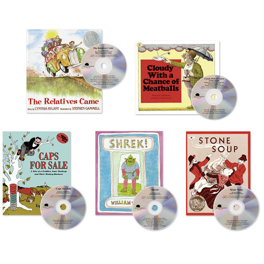 Classic Read-Alongs Set 3