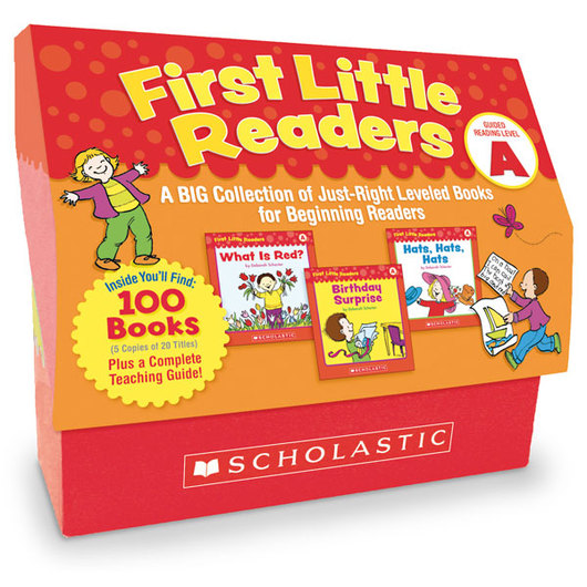Scholastic® First Little Readers - Level A