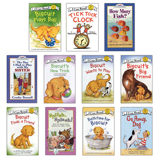I Can Read!™ Series - My First I Can Read!™ Set