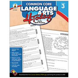 Common Core Language Arts 4 Today