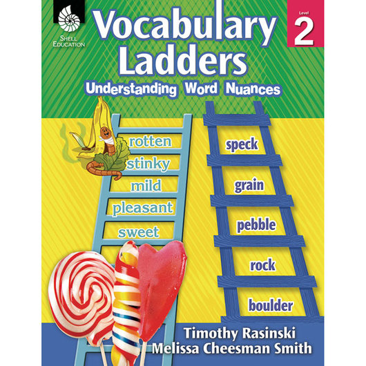 Vocabulary Ladders - Gr. 2