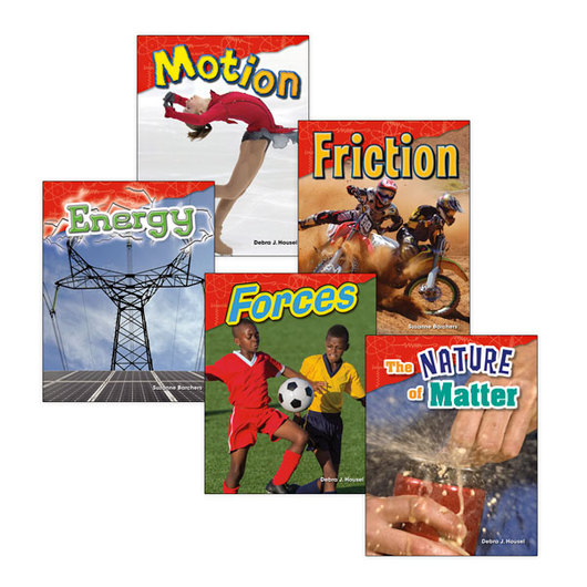Physical Science Book Set - Grade 2