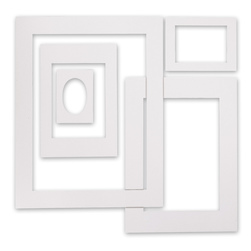 Inovart Assorted Mat Frames