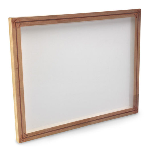 A.W.T. Mounted Screen Printing Frame - 14 in. x 18 in. (I.D.)