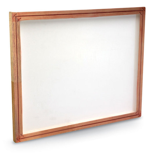 A.W.T. Mounted Screen Printing Frame - 16 in. x 20 in. (I.D.)