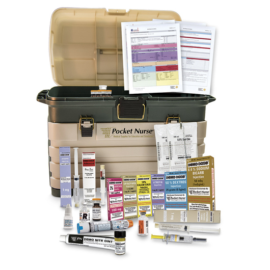 Demo Dose® Med Kit