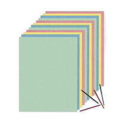 Pacon Rainbow Newsprint Assortment