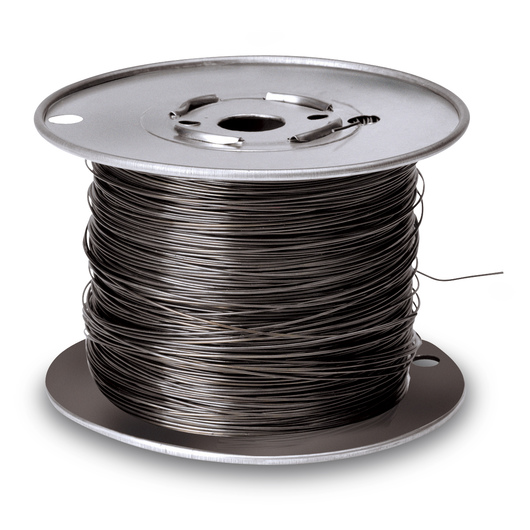 Dark Annealed Stovepipe Wire Spool 5-lb. - 20 Gauge