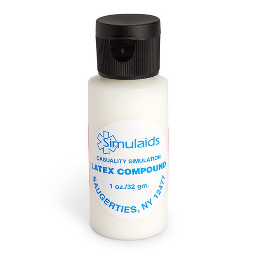 Latex Liquid Compound - 1 oz.
