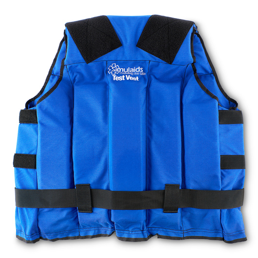 Simulaids® Training Vest - 50-lb. - Medium