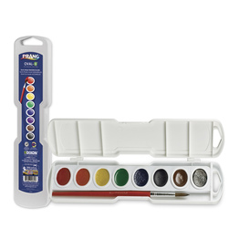 PRANG Oval Pan Watercolor Set
