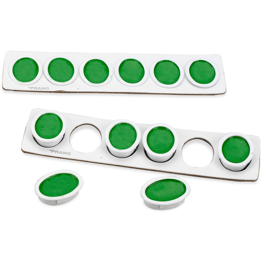 PRANG® Oval Refill - Yellow Green