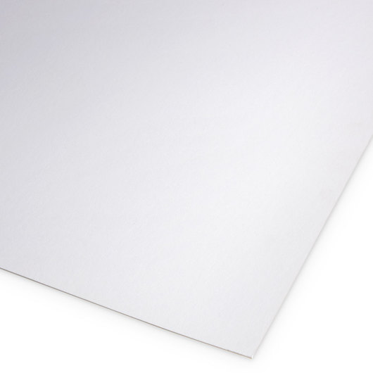 Crescent® 4-Ply (1.2 mm) Pebble Mounting Board - Creamy/White - 22 in. x 28 in.