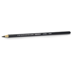 PrismaColor Ebony Black Drawing Pencil