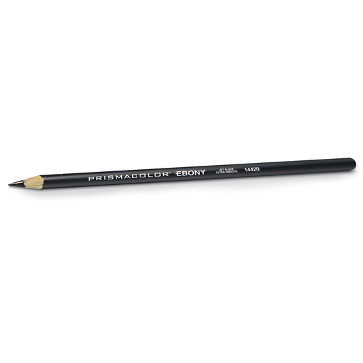 Prismacolor® Ebony Black Drawing Pencil