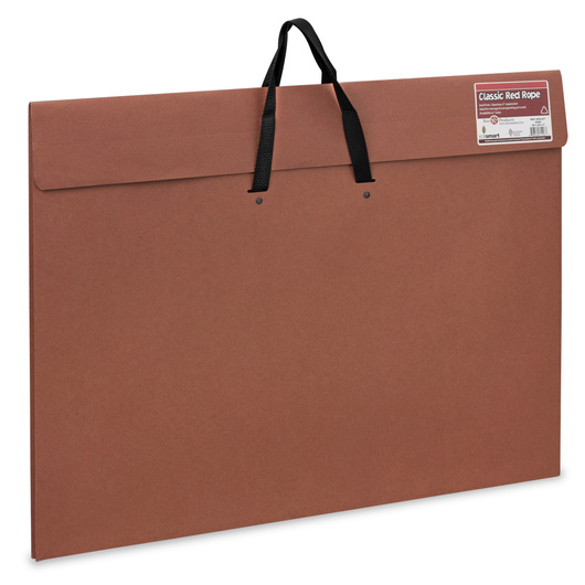 Star Products ™ Dura-Tote™ Red Wallet Artist's Portfolio with Handle - 20 in. x 26 in.