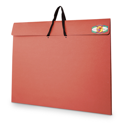 Star Products ™ Dura-Tote™ Red Wallet Artist's Portfolio with Handle - 23 in. x 31 in.