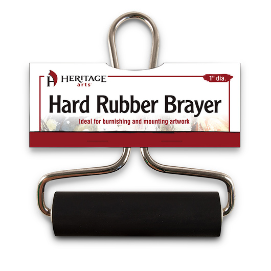 Alvin® - Heritage Arts™ - 4 in. Hard Rubber Brayer