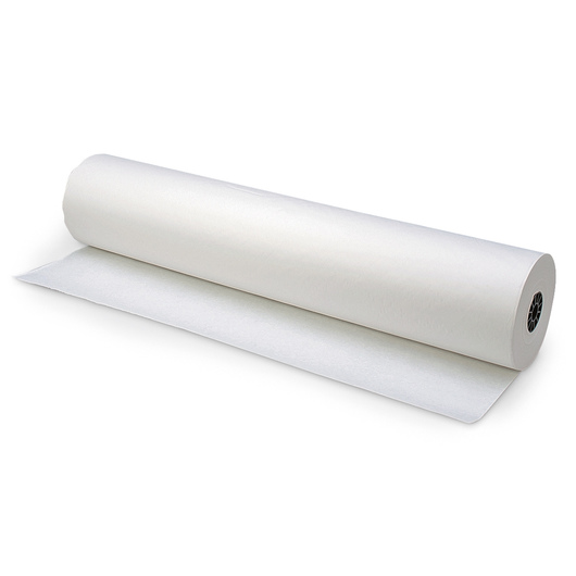 Pacon® Rainbow® Colored Kraft Duo-Finish® Paper Roll - White