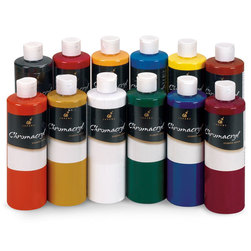 Chromacryl® Students' Acrylics - Set of 12 Pints