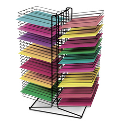 BacktoBack 60Shelf Table Drying Rack