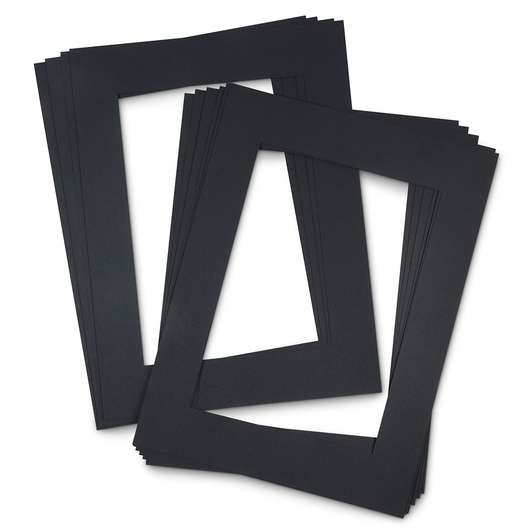 Pacon® Black Mat Frames - 12 in. x 18 in.