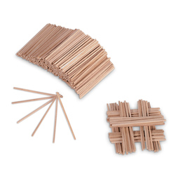 Pacon Mini-Sticks for Collage and Crafts