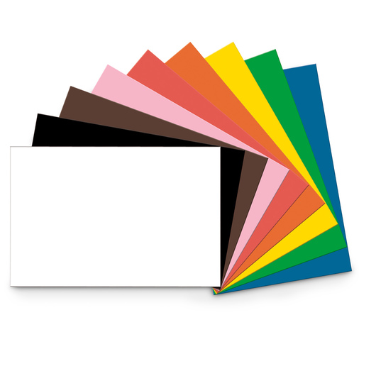 Pacon® Tru-Ray® Fade-Resistant Construction Paper - Assorted Colors - 24 in. x 36 in.